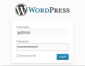 Easy security measures for WordPress site