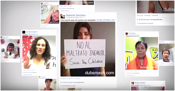 Dubsmash for Social Causes