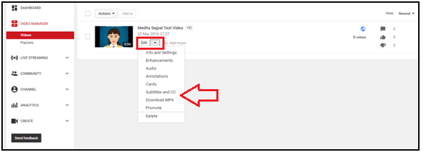 YouTube SEO - Annotations and Subtitles