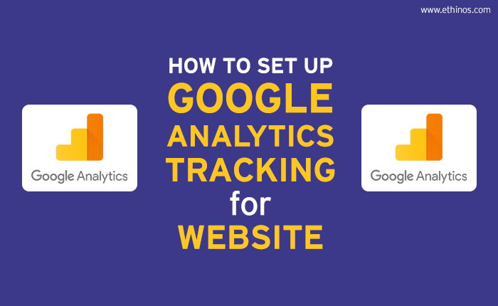 Google Analytics Tracking for Website