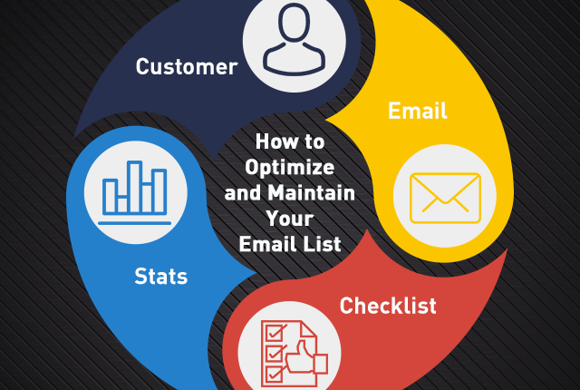 How to Optimize and Maintain Your Email List