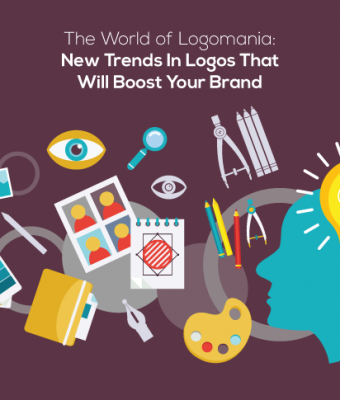 The World of Logomania: New Trends In Logos That Will Boost Your Brand