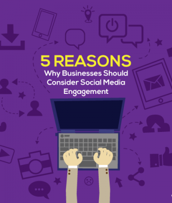 5 Reasons Why Businesses Should Consider Social Media Engagement