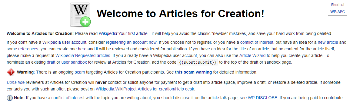 How To Create A Wikipedia Page For Your Company 5