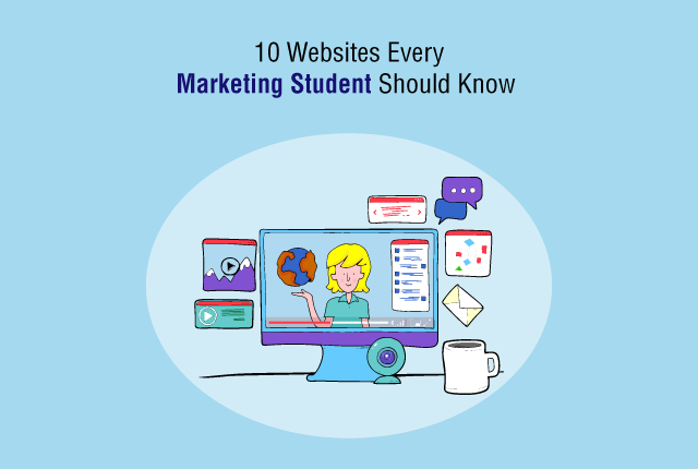 10 Websites Every Marketing Student Should Know