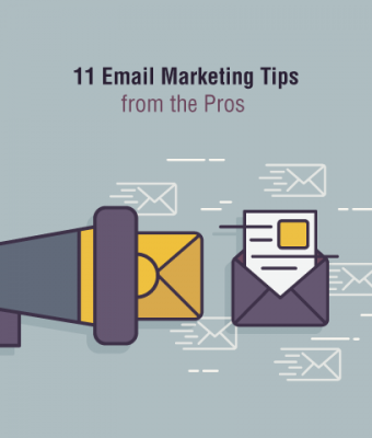 11 Email Marketing Tips from the Pros
