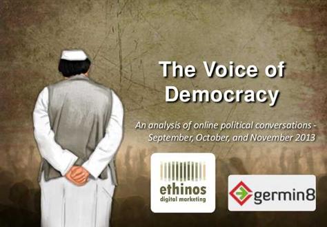 Voice of Democracy, Politics Report 2014