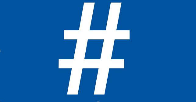 hashtags and social media