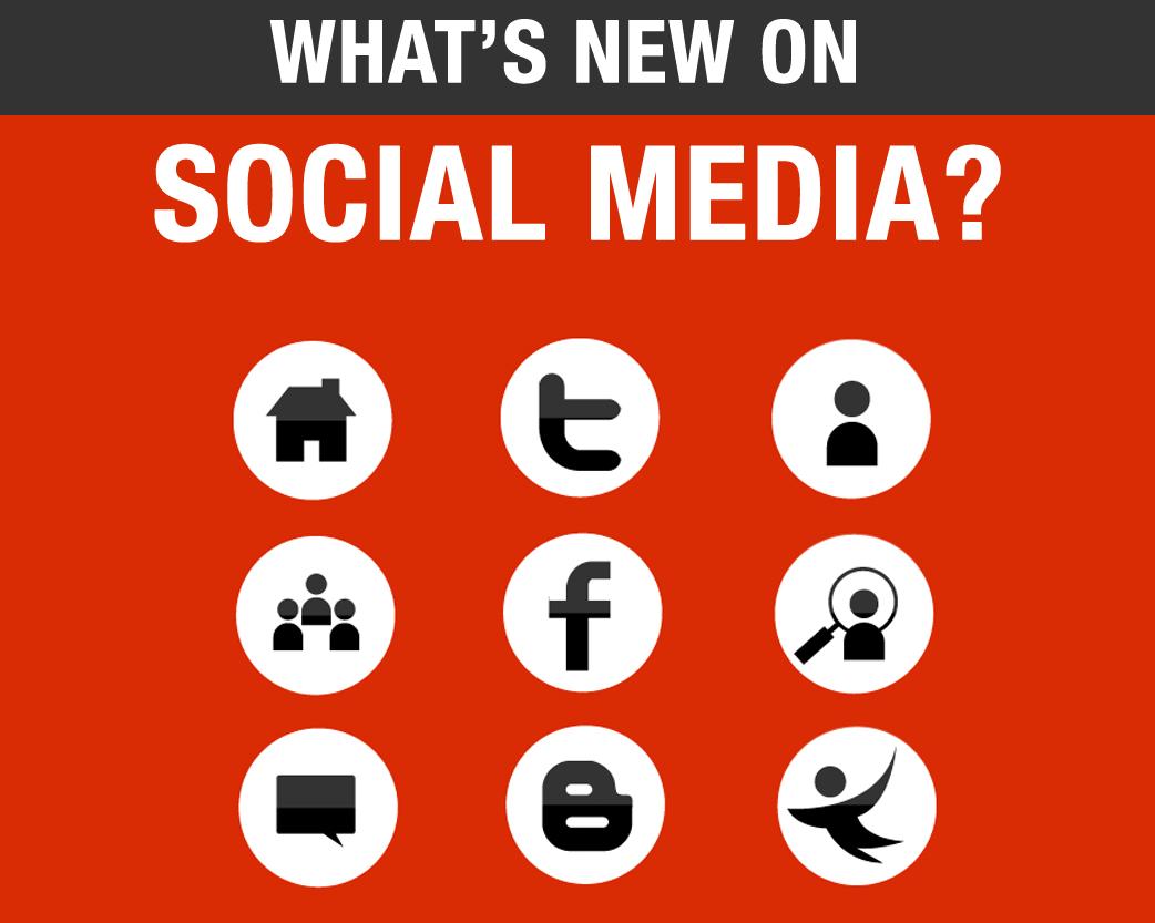 Social Media updates 2015