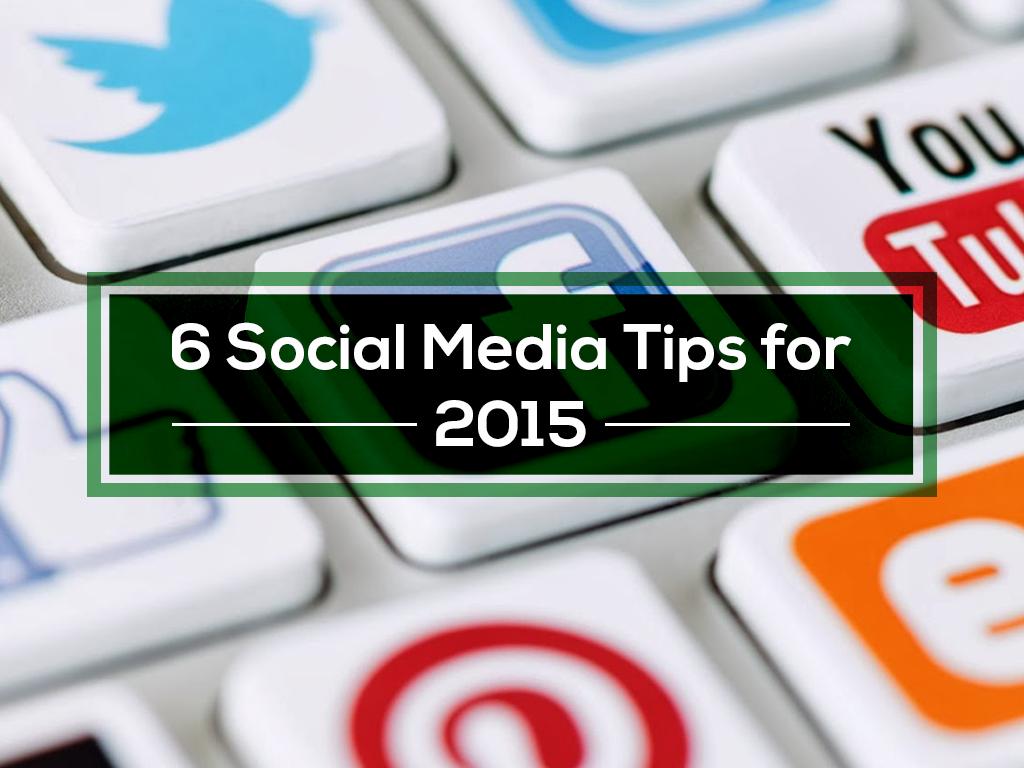 Social Media Optimization 2015