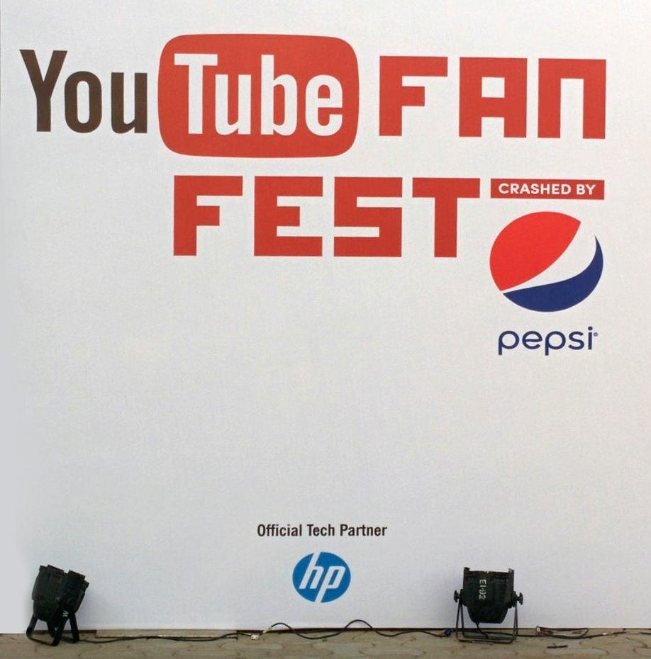 YTFF 2015 - YouTube Fan Fest