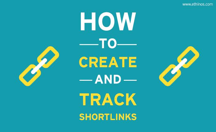 Shorten and Track URLs