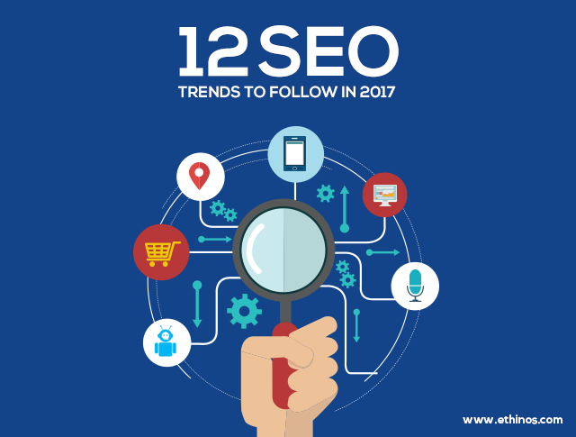 12 SEO Trends To Follow In 2017