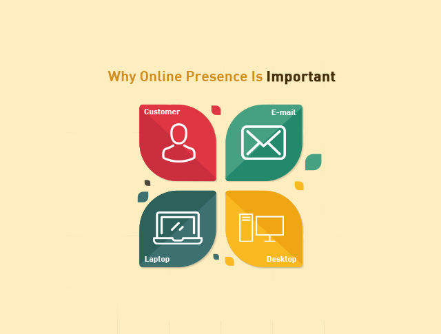why online presence is important