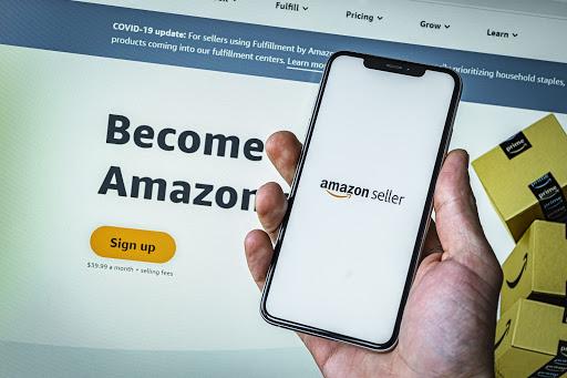 Amazon seller application